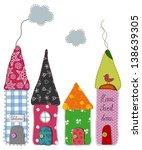 baby pattern   Shutterstock . vector #138639305