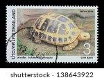 thailand   circa 2004  a... | Shutterstock . vector #138643922