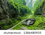 Wulong Karst National Geology...