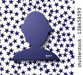 man | Shutterstock .eps vector #138658595