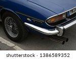 essen  germany   april 12  2019 ...   Shutterstock . vector #1386589352