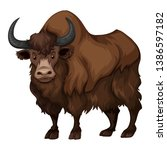 Funny And Happy Taurus Vector