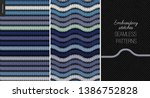 Embroidery Satin Stitch...