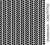seamless pattern geometric...   Shutterstock .eps vector #1386797762