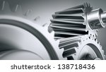 close up of a group of... | Shutterstock . vector #138718436