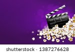 cinematograpy producer... | Shutterstock .eps vector #1387276628