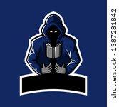 Grim Reaper Reading Spell Book...