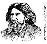 Alphonse Daudet  1840 1897  He...