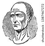 julius caesar  100 bc 44 bc  he ...   Shutterstock .eps vector #1387467272