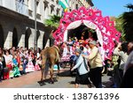 huelva  andalucia  spain   may... | Shutterstock . vector #138761396