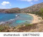Hawaii Beach Cove For Snorkeling