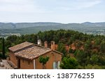 roussillon  france | Shutterstock . vector #138776255