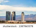 palms casino resort beautiful... | Shutterstock . vector #1387865378