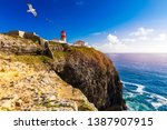 Lighthouse Of Cabo Sao Vicente  ...