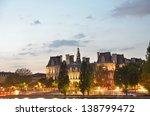 paris  france   Shutterstock . vector #138799472