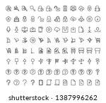 premium quality symbols and...