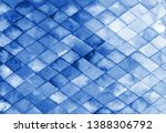 blue watercolor abstract...   Shutterstock . vector #1388306792