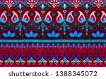 abstract geometric colorful...   Shutterstock . vector #1388345072