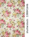 Floral Pattern Wallpaper  ...