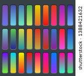 modern vivid gradients set. ui... | Shutterstock .eps vector #1388421632