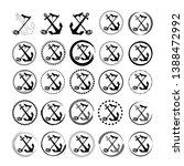 emblem of treasure hunters ...   Shutterstock .eps vector #1388472992