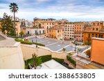 rome  italy   april 4  2019 ...   Shutterstock . vector #1388653805