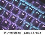 80's Retro Themed Keyboard...