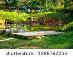 Landscape View In Khun Wang...