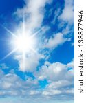 under sun in brightest paradise | Shutterstock . vector #138877946