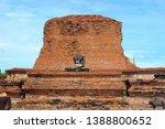 ayutthaya province  thailand  ...   Shutterstock . vector #1388800652