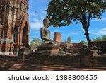 ayutthaya province  thailand  ...   Shutterstock . vector #1388800655