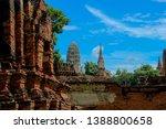 ayutthaya province  thailand  ...   Shutterstock . vector #1388800658