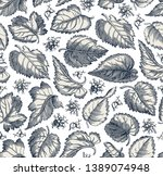 seamless pattern. beautiful... | Shutterstock .eps vector #1389074948