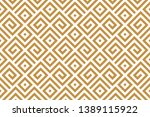 abstract geometric pattern. a... | Shutterstock .eps vector #1389115922