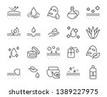 Set Of Skin Icons  Such As...