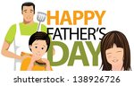 Father's Day Greeting Card...