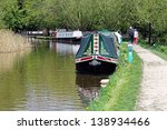 Walking Along The Oxford Canal...