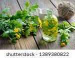 A Bottle Of Tetterwort Tincture ...