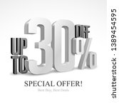 Up To 30  Off Special Offer...