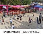 palampur  himachal pradesh ... | Shutterstock . vector #1389495362