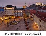 Bratislava castle, St. Martin