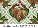 vintage beautiful and trendy... | Shutterstock . vector #1389519215