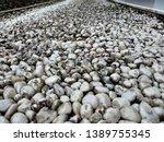 beautiful rocky background ... | Shutterstock . vector #1389755345