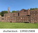 An Old English Quarry Bank Mill ...