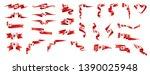 canada flag  vector... | Shutterstock .eps vector #1390025948
