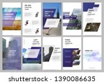 creative social networks... | Shutterstock .eps vector #1390086635