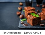 Chestnut Brownies With...
