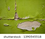 Lime Green Paint Peeling Off Of ...