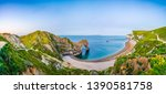 Durdle Door Panorama  Dorset ...