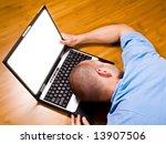 my computer kill me | Shutterstock . vector #13907506